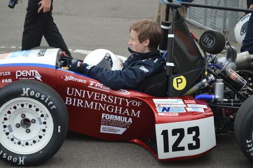 Birmingham University Car