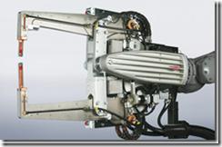 Delta Spot–designed in Pro/ENGINEER
