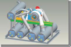 Turbo Compressor ProEngineer