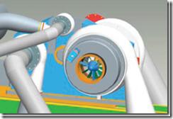 ProEngineer Turbo Compressor