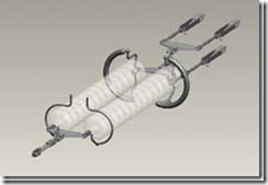 400 kV tension string