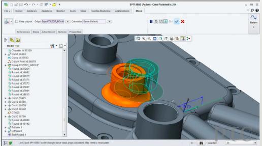 CAD developments