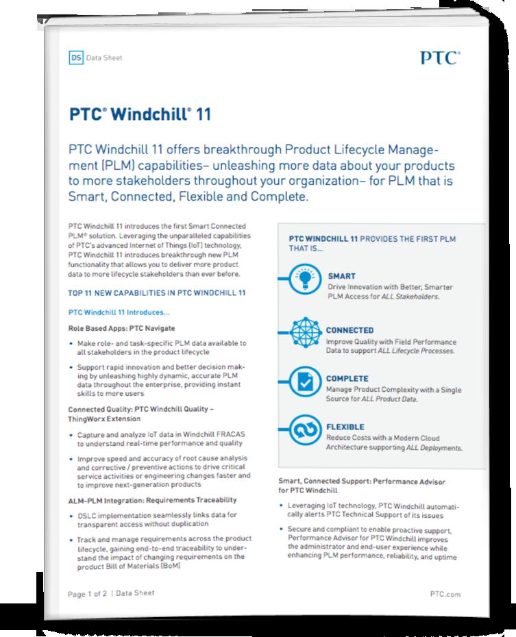 PTC-windchill-11-datasheet-frontcover
