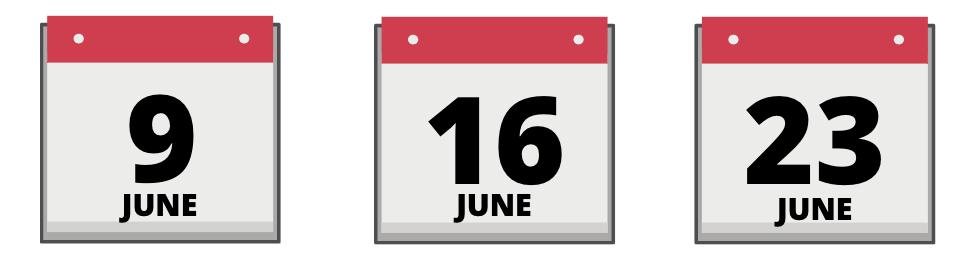 webinar dates